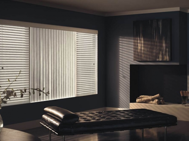 Horizontal and Vertical Blinds