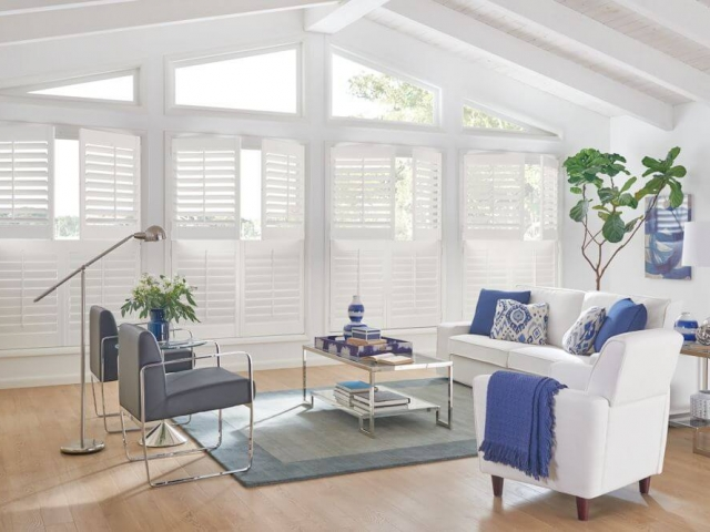 Wood and Composite Shutters